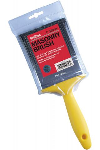 RODO Professional 4-inch Flat Masonry Brush