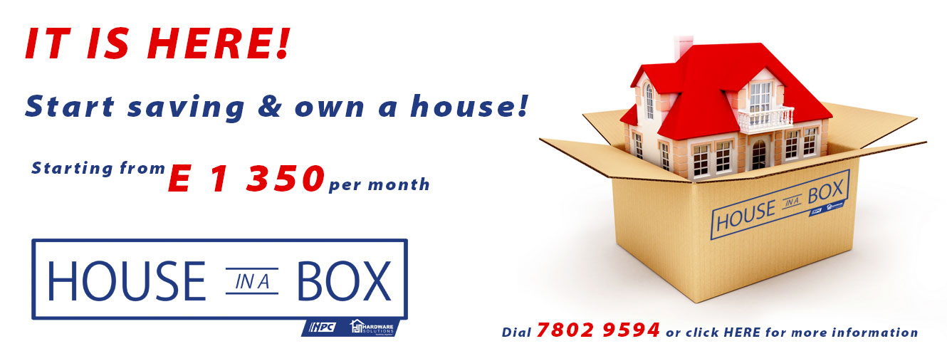 House in a Box