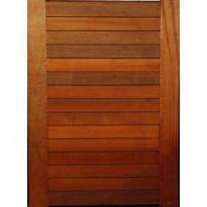 DOOR HORIZONTAL SLATS
