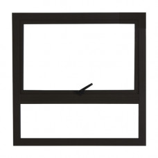 ALUMINIUM WINDOW F BRONZE 30.5 TH900X900