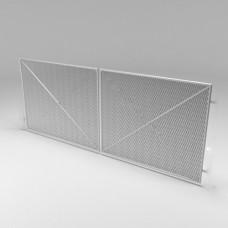GATE DIAM MESH 3600X1200 DBL