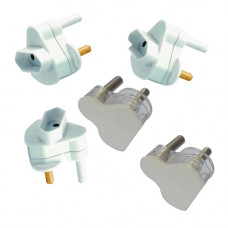 ADAPTOR 3XTOP ENTRY +2 WHITE P/TOP