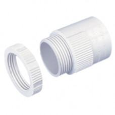 ADAPTOR PVC MALE 25MM