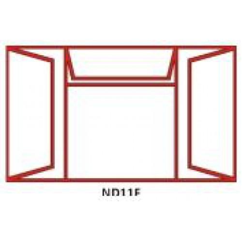WINDOW FRAME STEEL ND11F