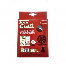 HOOK&LOOP BACKED DISC 120 (Velcro)