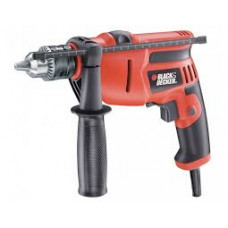 DRILL HAM BLACK & DECKER 13MM CASE 710W