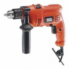 DRILL  IMPACT SPEED BLK & DECKER 500W