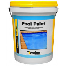 POOL PAINT WHITE 15KG ALD