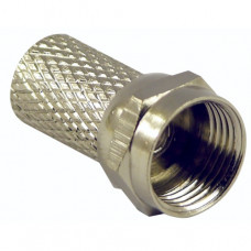 CONNECTOR F PLUG EACH